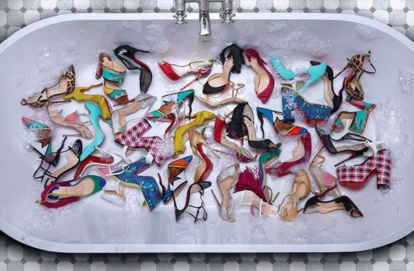 Уверенные в себе женщины носят наглые туфли, закомплексованные наоборот, слишком строгие…. (1 фото) - картинка