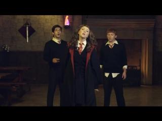 KATNISS vs HERMIONE_ Princess Rap Battle (Molly C. Quinn Whitney Avalon)