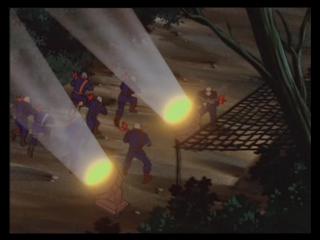 Космические Агенты 11 серия из 13 / Команда 22-Z / Bureau of Alien Detectors Episode 11 (1996)