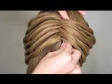 Faux Twisting Braid Hair Tutorial