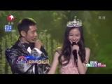 Huang Xiaoming 黃曉明Angelababy 在東方衛視2015跨年盛典 演唱最重要的小事