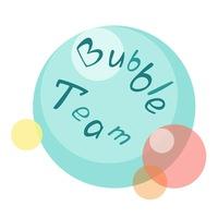 Логотип Bubble team k-pop party (Ижевск,Набережные Челны