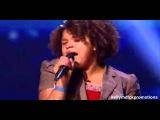 Rachel Crow - The X Factor U.S. - Audition - Mercy(Full Version)