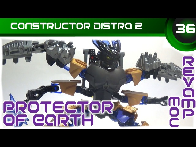Protector of Earth - Bionicle (MOC/Revamp)