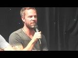 Tyler Hoechlin / JR Bourne / Ian Bohen Panel Part 1 Teen Wolf Convention
