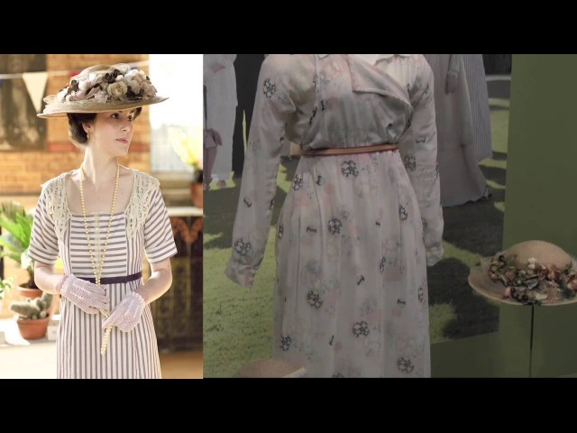 Downton Abbey® Costumes Exhibition at Winterthur