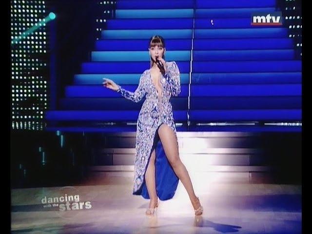 Myriam Fares - Mosh Ananeya | Dancing With The Stars | ميريام فارس - الرقص مع النجوم