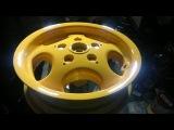 ЯН) Реставрация и покраска литых дисков