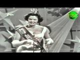 Eurovision 1958 - Germany - Margot Hielscher - Fur Zwei Groschen Musik