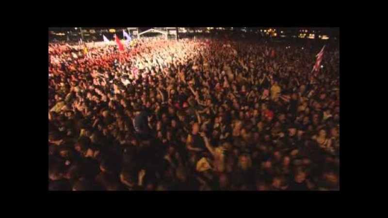 Slipknot - Spit it Out (jump the fuck up) Live at Download 2009