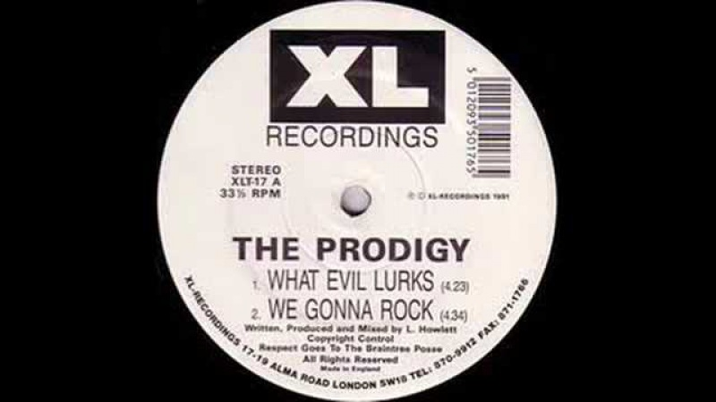 The Prodigy What Evil Lurks