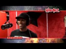 Ryan Babel From Liverpool Is Rapping at 101 Barz Rio English Lyrics