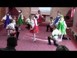 Детский сад 175 Танец Круговая пляска Воронеж хореограф Рыкунова Е.А.
