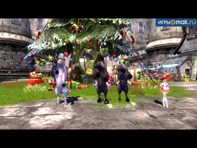 Видеообзор Dragon Nest от Игры@Mail.ru