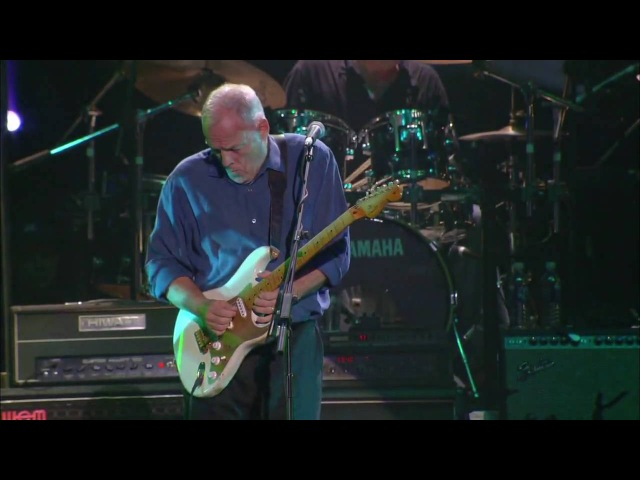 [HD] David Gilmour - Pink Floyd - Marooned (The Strat Pack)