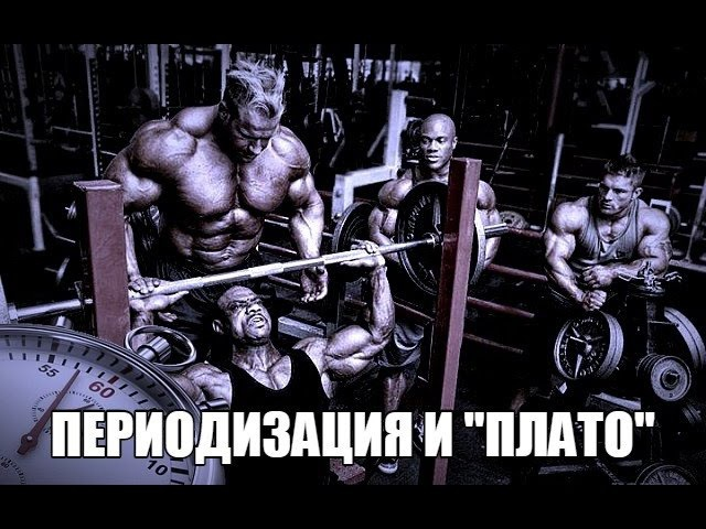 ПЕРИОДИЗАЦИЯ и ПЛАТО,(Застой Результатов) от HeavyMetalGYM