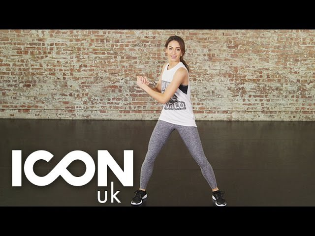 7 Minute Quick and Effective Workout | Danielle Peazer