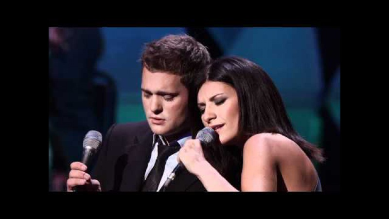 Michael Buble feat. Laura Pausini - You will never Find - Caught in the Act