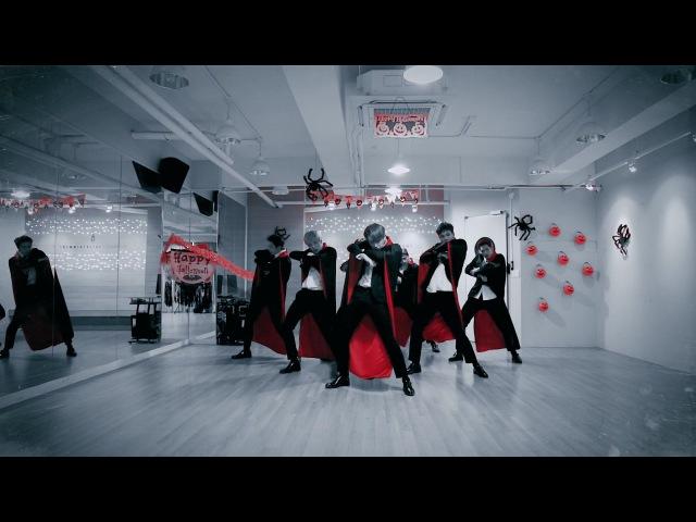 Dance Practice 몬스타엑스 MONSTA X 히어로 HERO Halloween ver