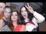Luna Maya dan Cut Tari Akur Sambil Foto Selfie Bareng, Ko Bisa