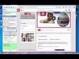 iMacros for Firefox постит в Гугл сообщества.