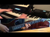 Bal-Sagoth - Atlantis Ascendant guitarkeyboard cover