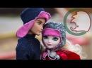 Как сделать шапку-ушанку для кукол. How to make ushanka (fur-hat) for a doll.