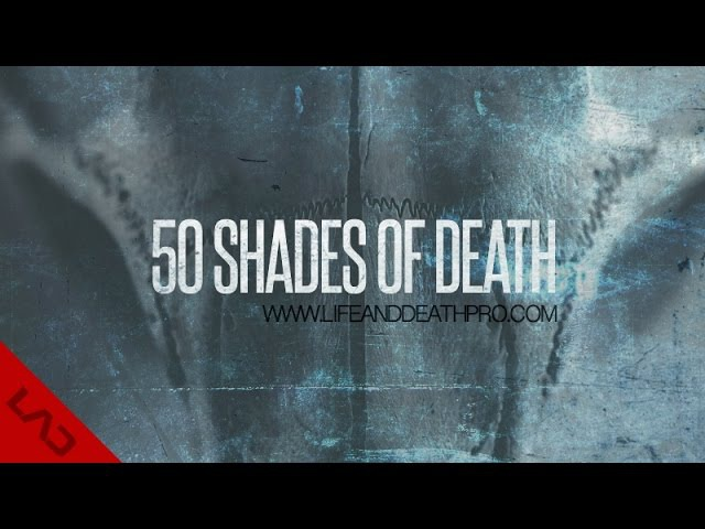 50 Shades of Death - Epic and Dark Rap Beat with Electric Guitars - By Life and Death Productions