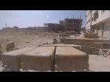Сирия. Уличные бои в руинах города Джобар