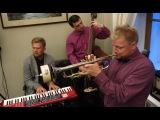 Ваня Васильев &amp AB Acoustic Band @ Кофейный Домик (арт-кафе, Летний Сад) 06.09.2015 Джаз Лаунж Бибоп