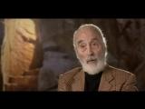 Хоббит Нежданное путешествие/The Hobbit: An Unexpected Journey (2012) Интервью с Кристофером Ли