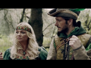 Drunk history - series 2, episode 1 - robin hood meets maid marian