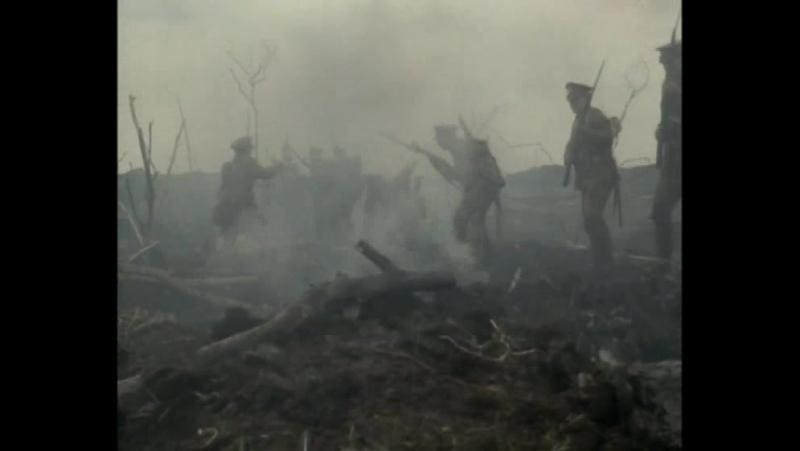 Неудачная атака британской пехоты (Мятежник с моноклем)