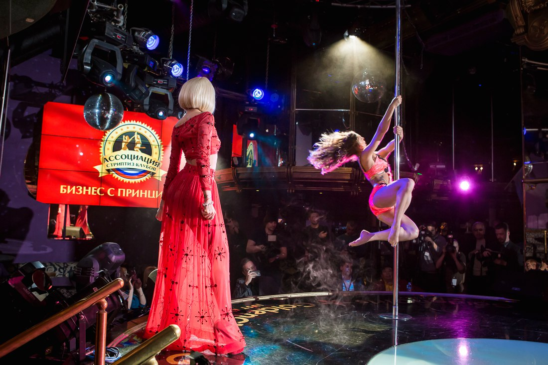 Международный фестиваль по стриптизу