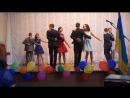 Наш выпускной вальс 9 класс Корюковская гимназия 12 06 2015