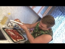 Пицца со свининой ВОЙСКОВОЙ СПЕЦРЕЗЕРВ