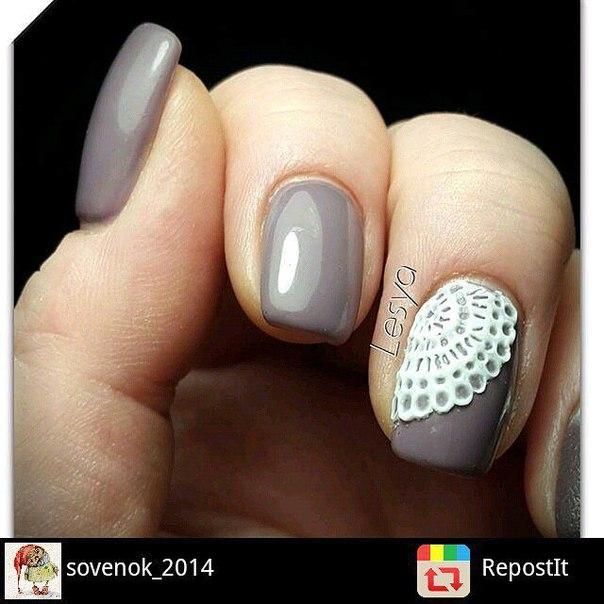 Пластилин для ногтей дизайн