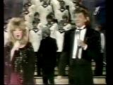 Алла Пугачёва и Барри Манилоу - One Voice  Один голос (1987). Live