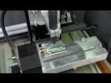 Изготовление восковой модели зажима для галстука на станке Стриж-2