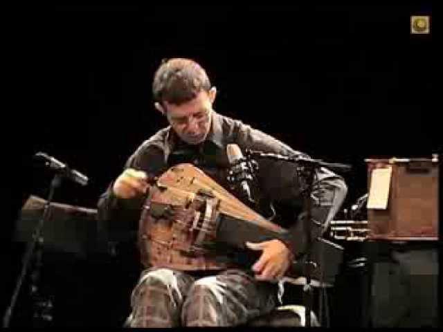 Matthias Loibner hurdy gurdy master