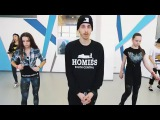 Justin Timberlake - If I feat. T.I.Hip Hop Choreography by Dastin.All Stars Workshop 01.2016