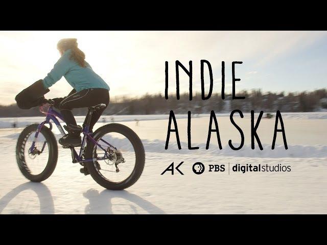 I Am A Winter Cyclist | INDIE ALASKA