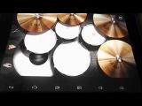 Modern Drum   прикольные барабаны на андроиде