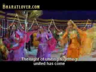 mehndi lagany ke raat aa gae - hindi song