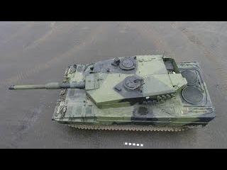 Наш «Армата» порвал немецкий «Леопарда» в хлам