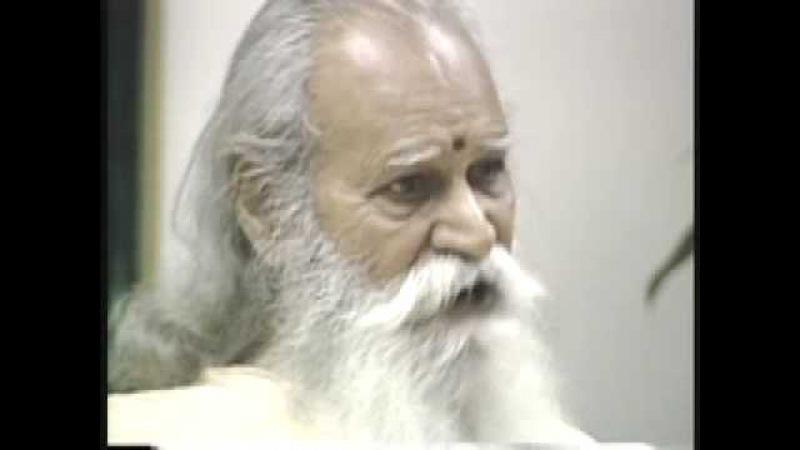 Talk on Death Swami Satchidananda