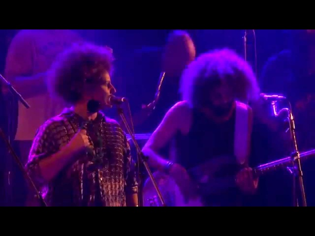 Kutiman Orchestra - Loosing It (Live at the Barby Tel Aviv October 12th 2014)