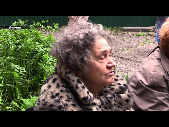 Запретный Донбасс. Обстрелы Донецка 18 и 19 мая 2015 года