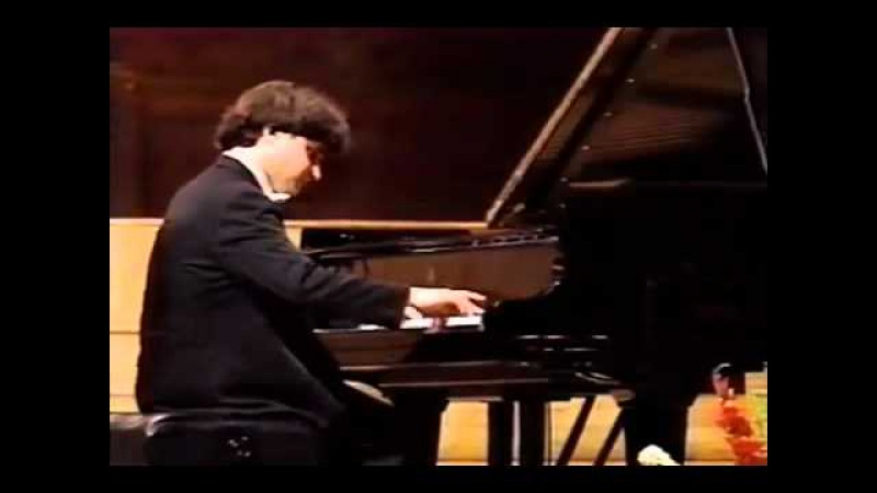 ALEXEI SULTANOV Chopin Etudes Op.25 No.5, 6; Op.10 No.12 (13th Chopin Competition 1995)