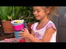 Чудо-стакан «Съел Запил» с трубочкой и крышкой для детей взрослых и автомобиля купить